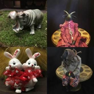 Духи животных и рептилии